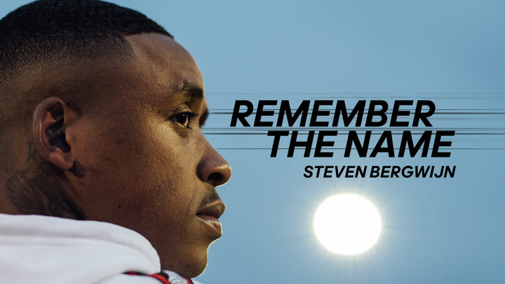 Meet Steven Bergwijn: Tottenham Hotspur's New Star | Remember the Name