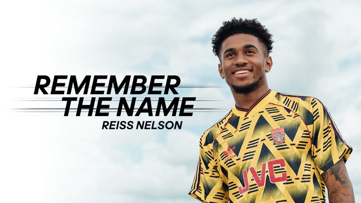 "Reiss Nelson: ""Arsenal is where I'm supposed to be"" 