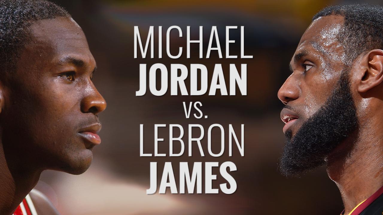 Michael Jordan vs. Lebron James | Who is the GOAT?