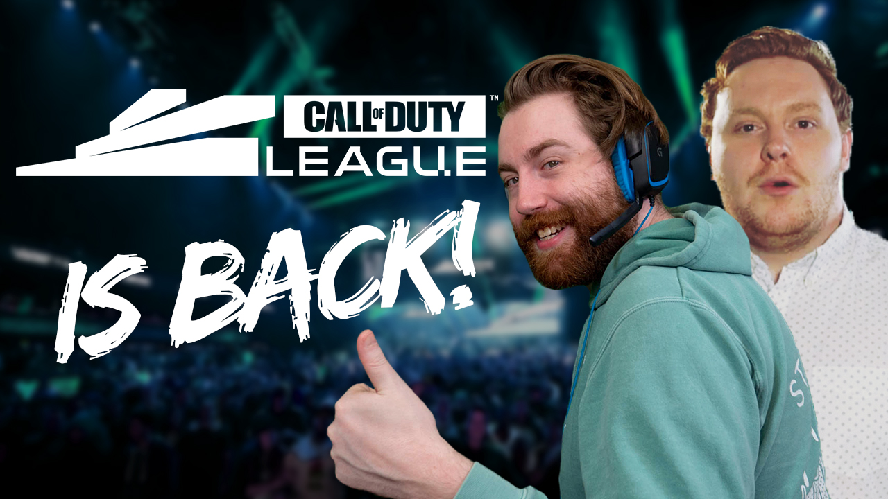 Call of Duty League is Back! CDL Benson Interview