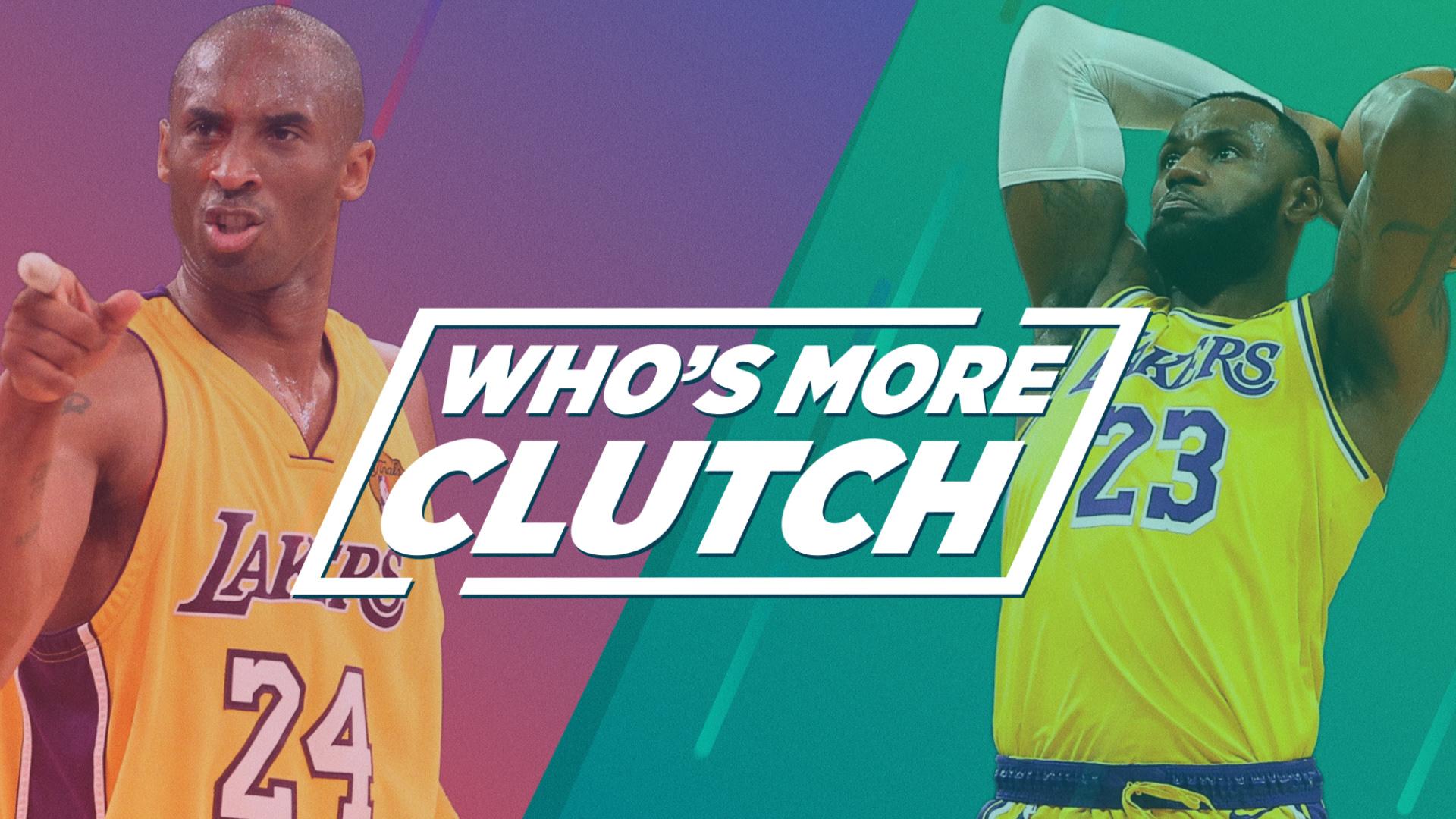 Kobe vs. Lebron | Who's More Clutch?