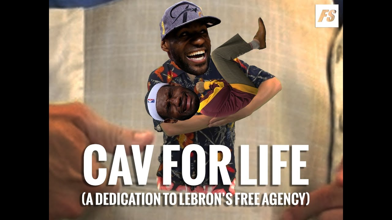 Cav For Life (A Dedication to LeBron's Free Agency)